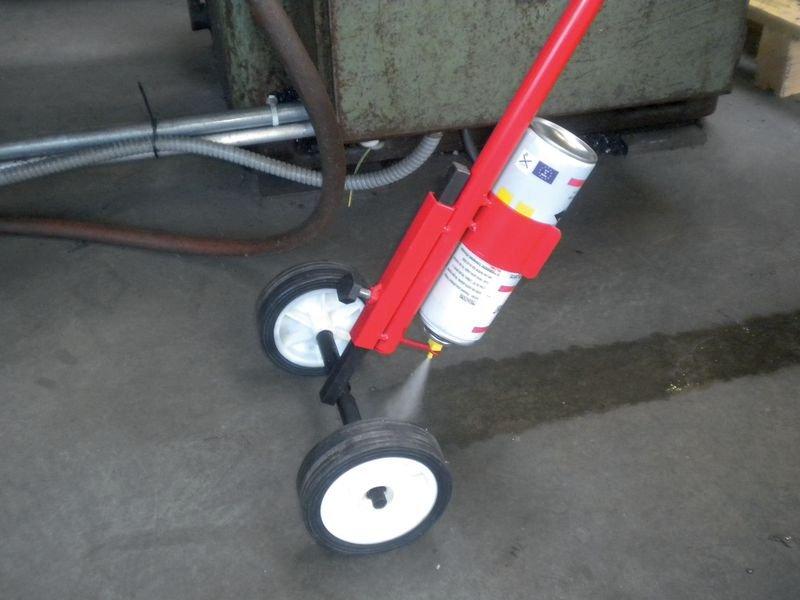 Dégraissant pour sol en aérosol à usage intérieur avant mise en peinture - Seton