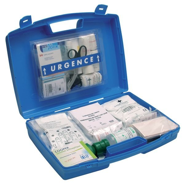 Trousse de secours manutention