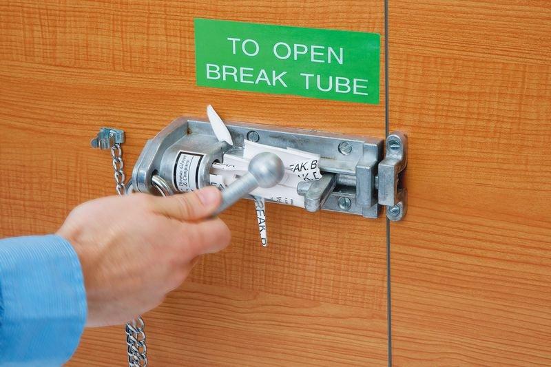 Tubes céramiques - Systèmes de contrôle d'accès: verrous, alarmes
