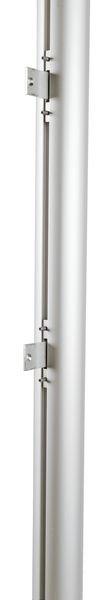 Poteaux de fixation pour vitrines VEXC - Seton
