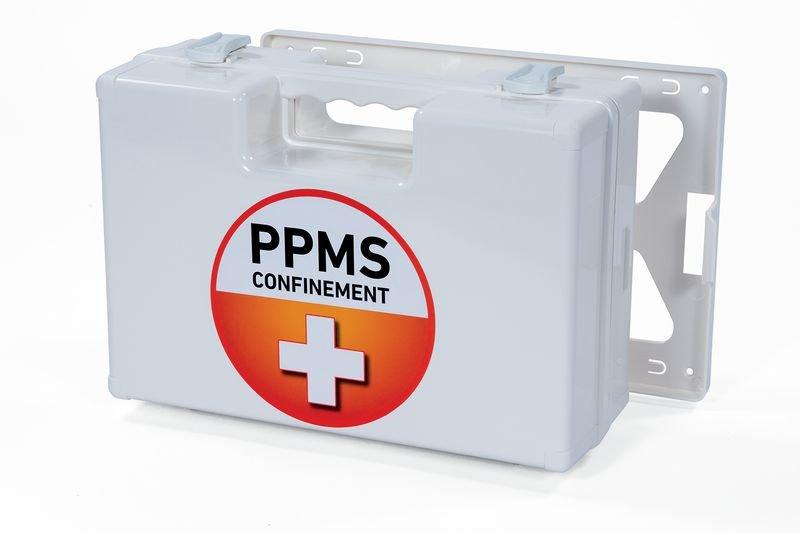 Mallette PPMS pour 30 personnes - Seton