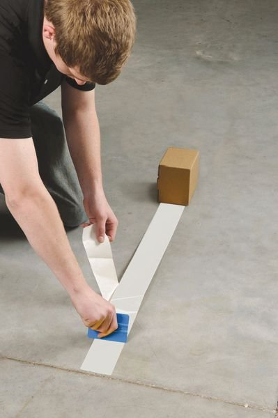 Rouleaux Toughstripe™ de marquage au sol pour imprimante BMP71
