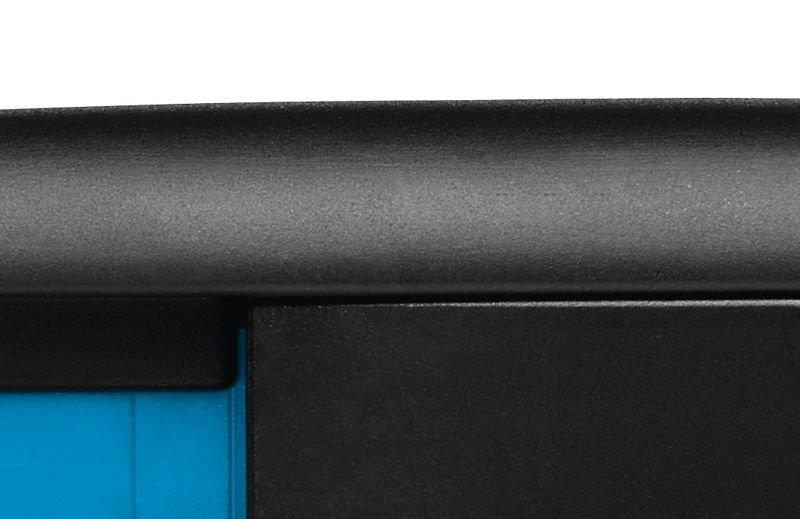 Cutter droit de sécurité avec lame rétractable semi-automatique Martor® Secunorm Profi Light - Distributeurs d'étiquettes, cutters de sécurité, et autres matériels de manutention