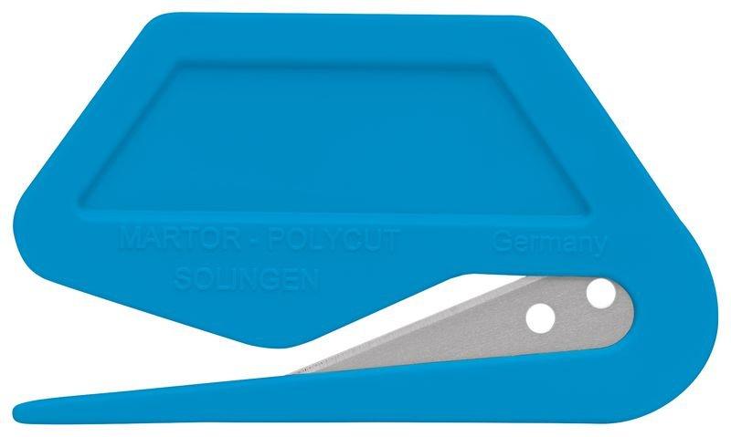 Cutter coupe-film de sécurité jetable Martor® Secumax Polycut