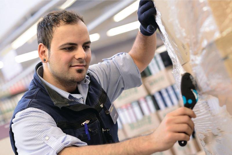Cutter coupe film de sécurité Martor® Secumax Easysafe - Emballage et matériel d'expédition de colis