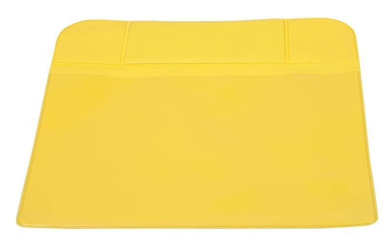 Pochettes de protection colorées à 1 bande magnétique