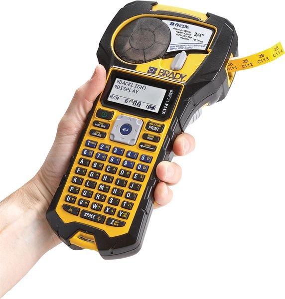 Etiqueteuse portable Brady BMP21-PLUS - BMP21™PLUS étiqueteuse - imprimante, consommables et accessoires