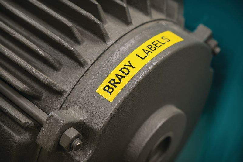 Etiqueteuse portable Brady BMP21-PLUS