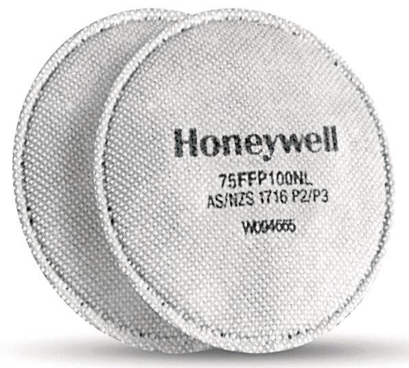 Filtres anti-poussières ronds Honeywell™ Série N