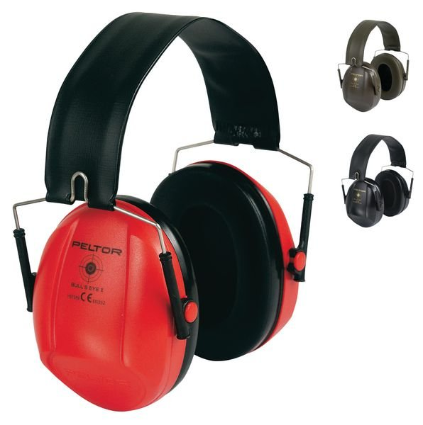 Casque auditif 3M™ Bull's Eye™ - 27/31/35 dB