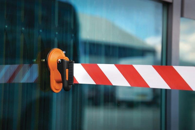 Support ventouse pour balises intérieures Skipper™ - Equipement extérieur et aménagement de parking