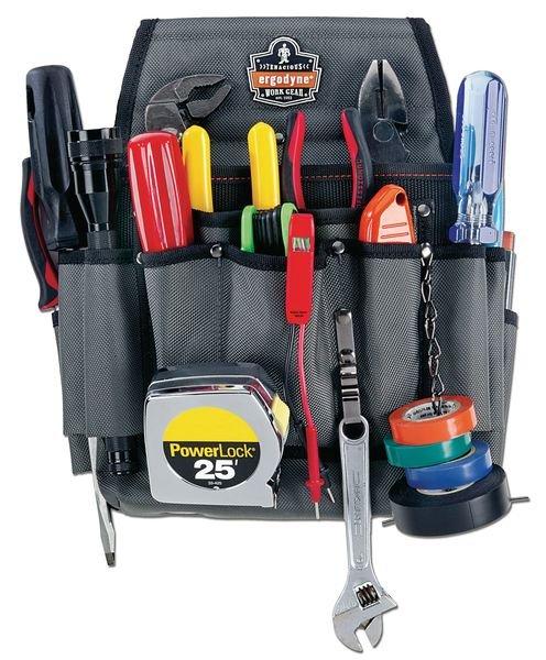 Poche à outils pour électriciens Ergodyne Arsenal® 5548 - Seton