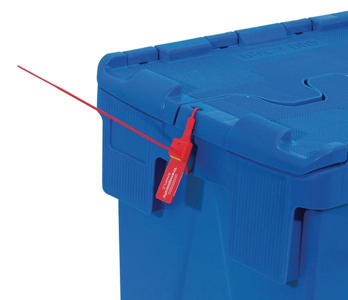 Scellé plastique à serrage progressif Ten Lok personnalisable - Seton