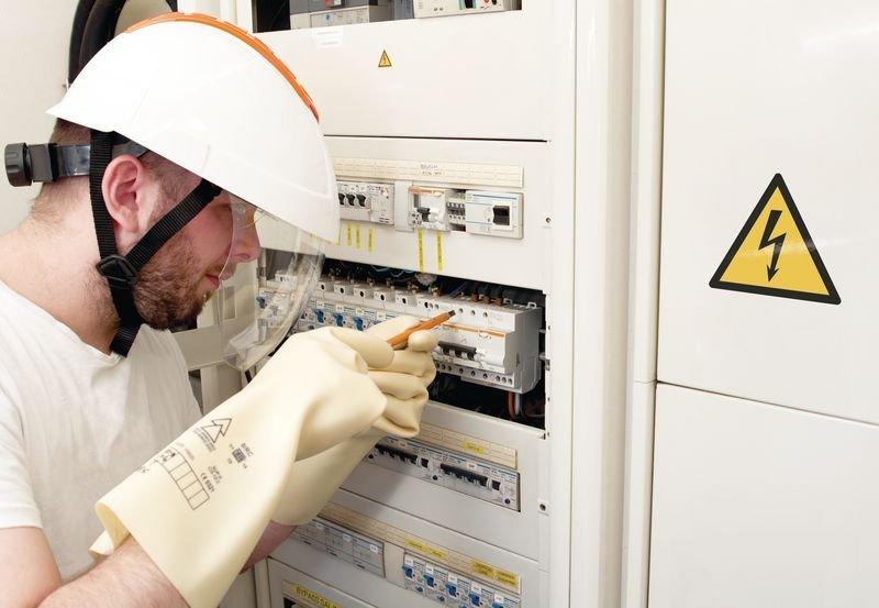 Casque de protection E-Man® contre l'arc électrique - Casques de sécurité