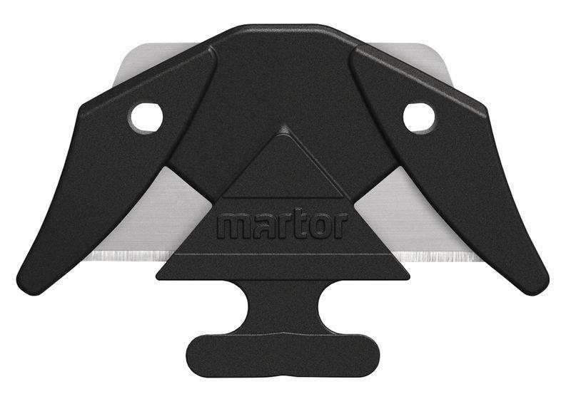 Cutter de sécurité avec lame de rechange Martor® Secumax 350 - Emballage et matériel d'expédition de colis