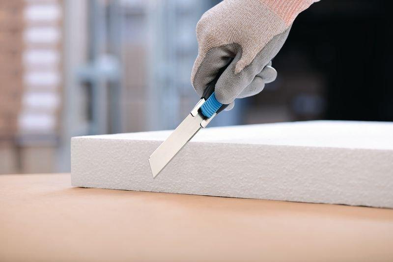 Cutter longue lame rétractable semi-automatique Martor® Secunorm 380