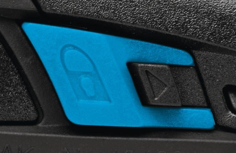 Cutter à gâchette avec lame rétractable automatique Martor® Secupro Merak - Emballage et matériel d'expédition de colis