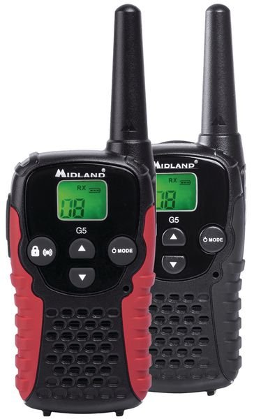 Talkies walkies version économique