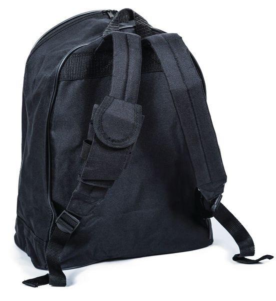 Sac à dos en nylon noir Miller® - Seton
