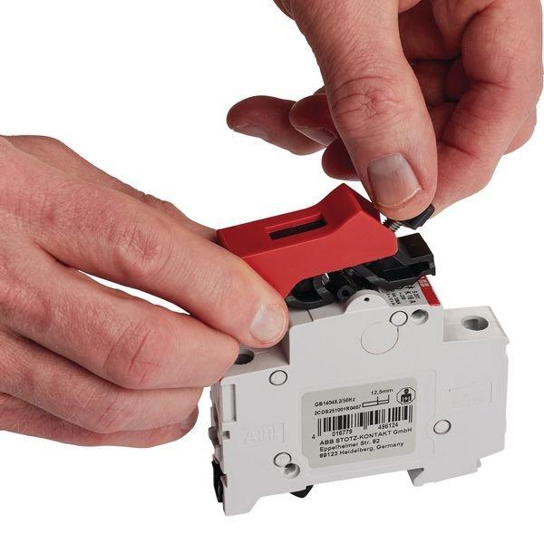 Système de condamnation de disjoncteur miniature universel - Condamnation électrique