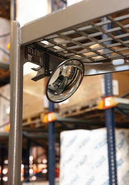 Miroir mobile à pince - Seton