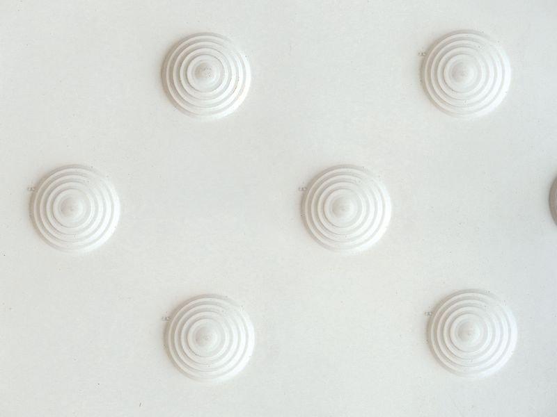 Dalles podotactiles à thermocoller usage extérieur - Seton
