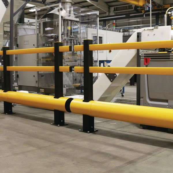 Extension en hauteur pour barrière de protection basse flexible - Seton
