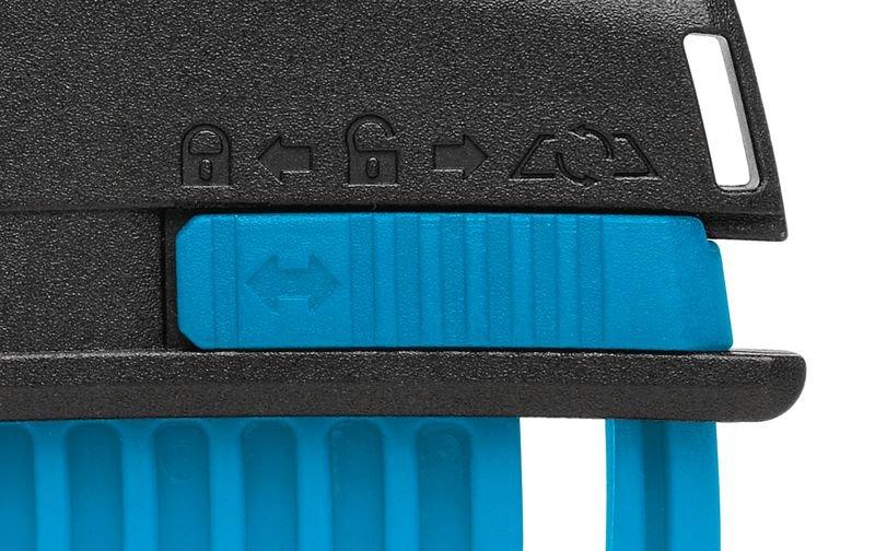 Cutter à gâchette avec lame rétractable semi-automatique Martor® Secunorm Mizar - Distributeurs d'étiquettes, cutters de sécurité, et autres matériels de manutention