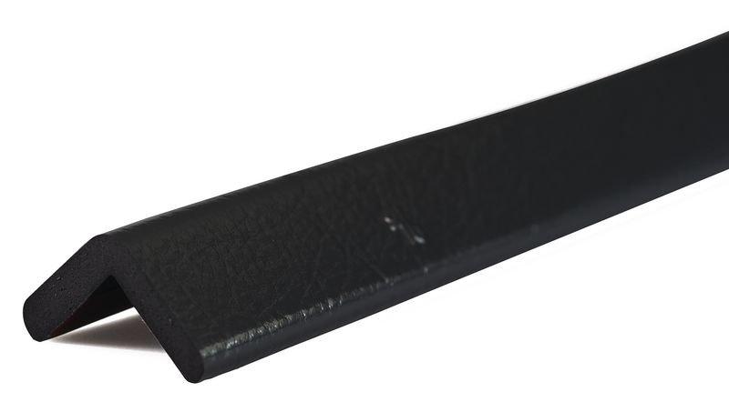 Cornière de protection en mousse Optichoc mince couleur unie - coin de 35 mm