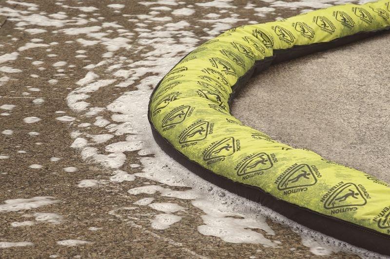 Boudin anti-inondation Osmo - Absorbants industriels