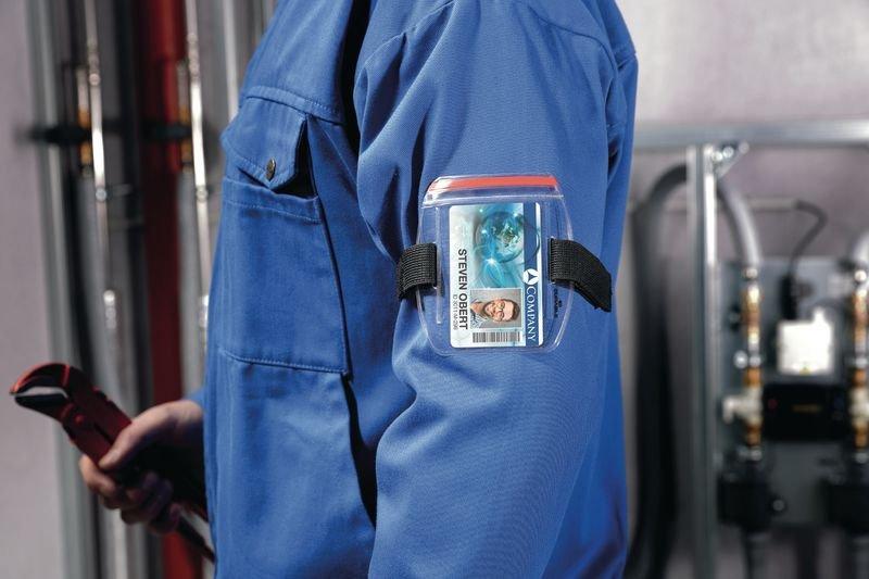 Brassard porte-badge - Accessoires pour badges