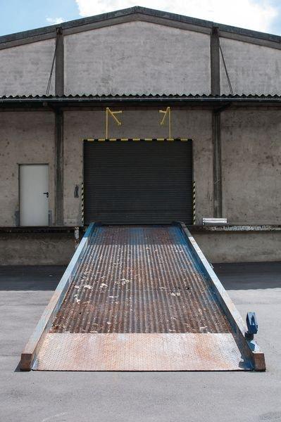 Avertisseur de hauteur oscillant en acier - Barrières de protection pour infrastructures