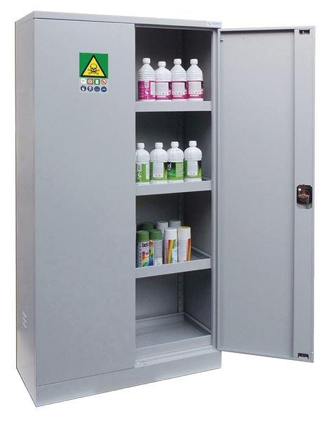 Armoire grise pour produits phytosanitaires