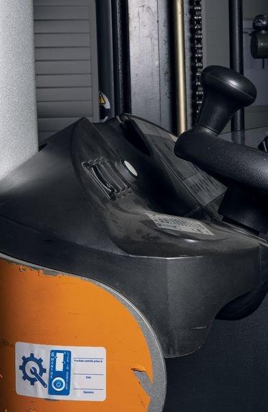 Indicateurs de temps - Équipements et machines - Etiquettes d'inspection milieux secs