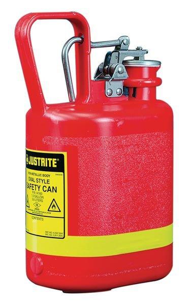 Bidons de sécurité en polyéthylène pour produits inflammables