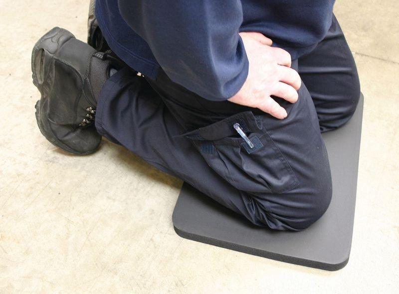Repose genoux en mousse - Ergonomie du poste de travail