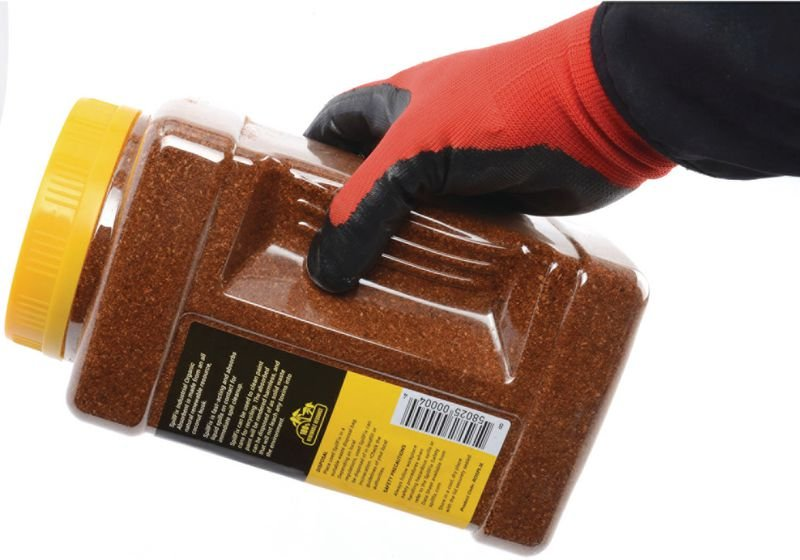 Granulés absorbants pour liquides en fibre de coco - Absorbants huiles et hydrocarbures