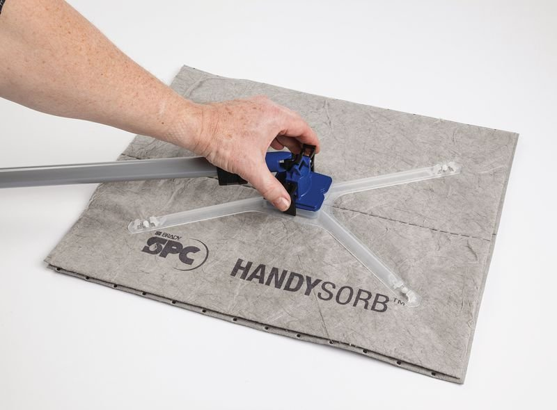 Feuilles absorbantes universelles pour kit de démarrage absorbant - Seton