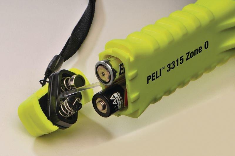 Lampe torche ATEX 138 Lumens