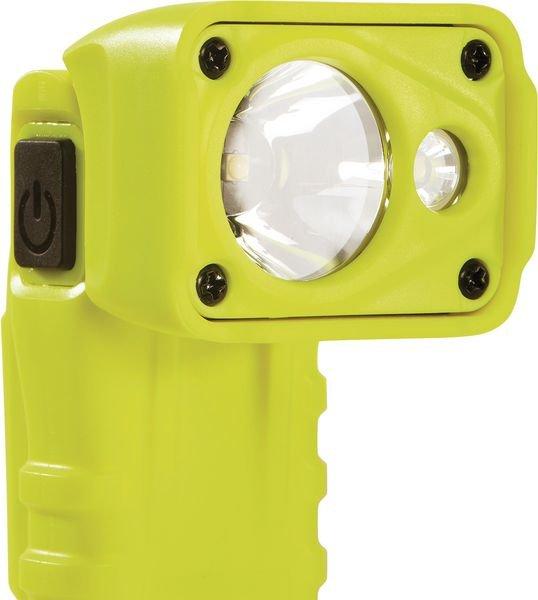 Lampe torche ATEX à tête pivotante 329 Lumens - Seton