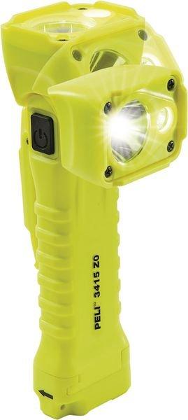 Lampe torche ATEX à tête pivotante 329 Lumens - Projecteurs et lampes torche