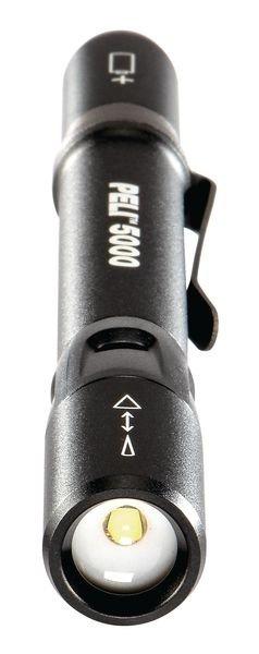 Lampe torche avec clip 202 Lumens - Seton
