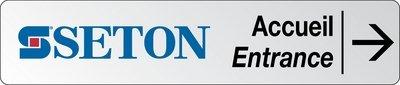 Panneau d'accueil personnalisable - Panneaux personnalisés