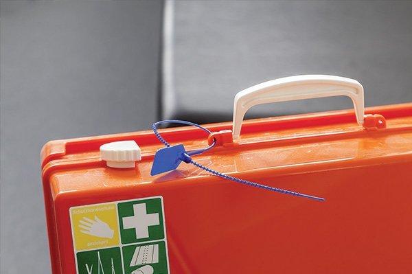 Scellés personnalisés à serrage progressif (résistance faible à moyenne) - Scellés de sécurité