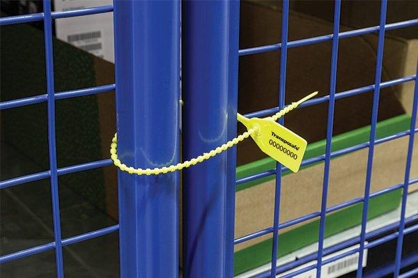 Scellés personnalisés à serrage progressif (résistance faible à moyenne) - Plombs et scellés de sécurité