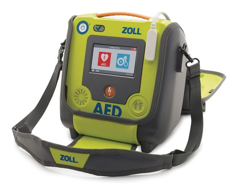 Sacoche pour défibrillateur ZOLL AED3 - Seton