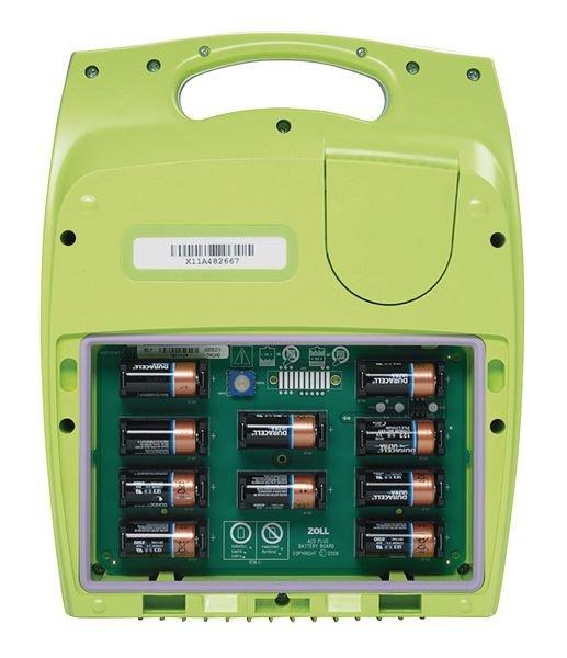 Lot de 10 piles 123A pour défibrillateur ZOLL AED+ - Seton