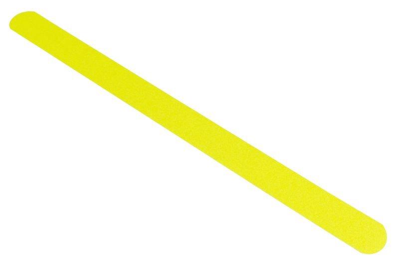 Bandes antidérapantes adhésives fluorescentes prédécoupées SetonWalk – Puissance élevée