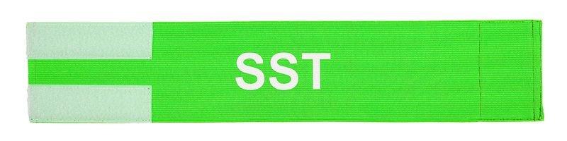Brassards élastiques SST - Sauveteur Secouriste du travail - Brassards de sécurité