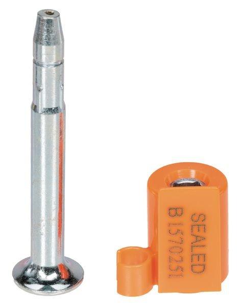 Scellé à clou avec identification pour container - Seton